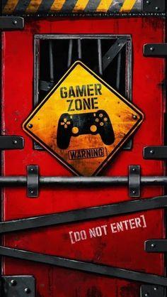 Gamer Zone Do Not Enter iPhone Wallpaper Wallpaper Gamer, 1440x2560 Wallpaper, Iphone Wallpaper Images, Iphone Wallpapers, Iphone Wallpaper Video Games, Best Gaming Wallpapers, Free Hd Wallpapers, Gaming Room Setup, Gamer Gifts