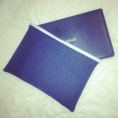 handmade case for mini notebook :)