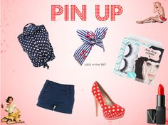 """""""Pin Up"""" by leklink on Polyvore"""