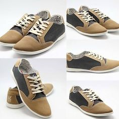 17411d82e49b7 MENS SUEDE DERBY SMART CASUAL PLIMSOLL SHOE Trainer PUMPS UK Size 6 7 8 9  10 11