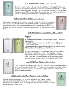 ELF Face Primers