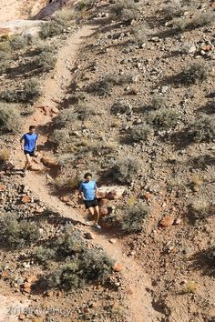 Hit The Dirt: Why And How To Run Off-Road - Competitor.com