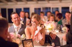 Tears during the wedding toasts. Gavin Farrington Photography, wedding photojournalism.