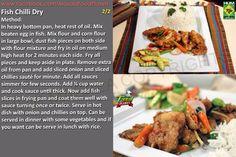 Fish Chili Dry Recipe