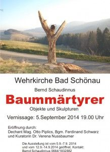 Vernissage in Bad Schönau - Vienna News Vienna News, Bad, Art Projects, Sculptures