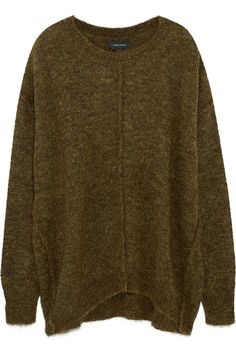 Isabel Marant | Tam knitted sweater | NET-A-PORTER.COM