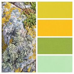 #workinprogress #palette #irish #color #instadaily #green #yellow #ilovemywork