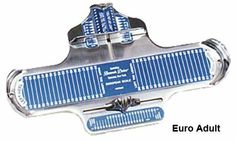 Euro Adult Brannock Device Brannock. Save 3 Off!. $65.99