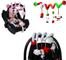 Red Kite Spiraloo Baby Activity Spiral Hanging Soft Toy Buggy Pram Car Seat