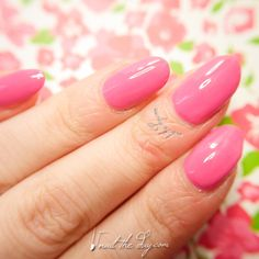 Glaze Me - Hard Candy  - Nail Swatch - http://nailtheday.com/2014/12/glaze-hard-candy-nail-swatch/