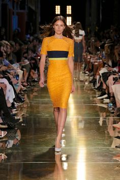Alex Perry Ready-To-Wear S/S 2014/15 Runway Loving these colours big time!  www.vogue.com.au