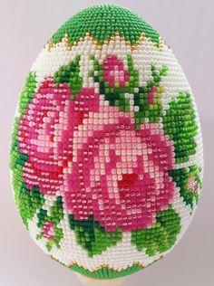 Розы   biser.info - всё о бисере и бисерном творчестве