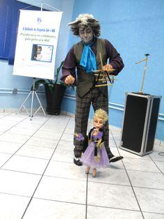 Show de marionetes