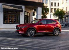 Mazda Cx 5 2017 Poster