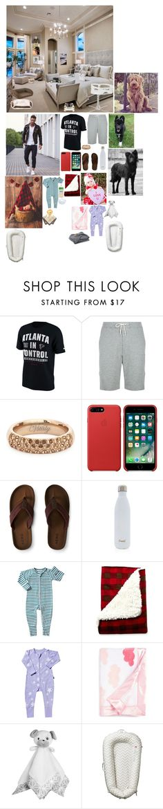 """""""They are upstairs laying in bed"""" by victoriaandandrew ❤ liked on Polyvore featuring NIKE, Y-3, Vitaly, Aéropostale, S'well, Trend Lab and Nordstrom"""