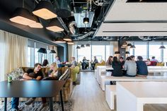 Google Campus ,Dublin / Google / Works / Home - Camenzind Evolution
