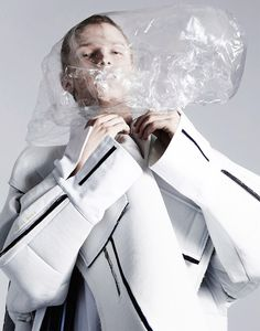 XIMONLEE-Graduate-Collection <---------------(((bc killing yourself by suffocation is the next big thing in summer 2014 fashion trends)))