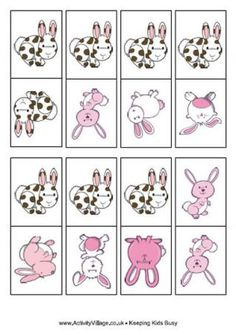 We have a growing collection of Easter games for your children and family - some printable, some not! We also have ideas for your Easter egg hunt, so that you can adapt it for all ages. Easter Egg Hunt Games, Easter Puzzles, Easter Activities For Kids, Spring Activities, Easter Crafts For Kids, Spring Coloring Pages, Easter Coloring Pages, School Party Snacks, Easter Printables