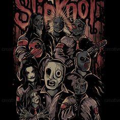 I WANT SLIT YOUR THROAT AND FUCK THE WOUND! #slipknot #music #metal #vans #punkrock #drug #cigarette #numetal #masks