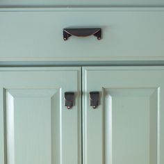 Pull together your kitchen style with updated cabinet knobs.