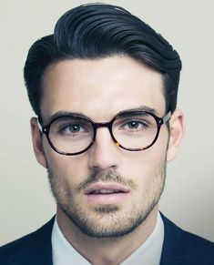 Stylish Chocolate Brunette Hairstyles 2015 – 2016 For Men