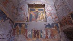 Santa Maria Antiqua - Byzantine church in the Roman Forum