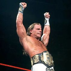 Shawn Michaels love you