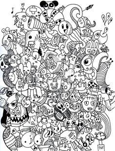 http://img12.deviantart.net/0a27/i/2011/339/6/6/final_doodle_monster_artwork_by_jakelagman777-d4i82zu.jpg