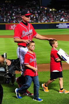 Chipper Jones Photo - New York Mets v Atlanta Braves We were at this game,  it was awesome!!