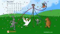 Maypole Animals