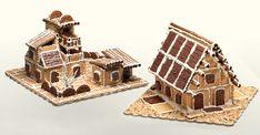 Φτιάξτε χιονισμένα μπισκοτόσπιτα με λαχταριστά προϊόντα ΠΑΠΑΔΟΠΟΥΛΟΥ, κατάλευκο γλάσο και … Christmas Cooking, Christmas Art, Xmas, Christmas Is Coming, Party Time, Fairy Tales, Food And Drink, Sweets, Birthday