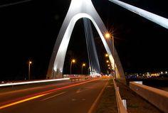 Emanuela Loi Bridge in Monserrato