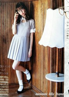 Larme kei magazine scan from Moments Like Diamonds blog