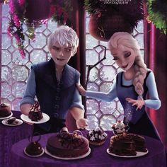 JELSA and CHOCOLATE~> OMG. LOVE THIS!!
