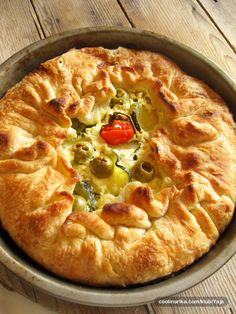 Pita od tikvica, sira i vrhnja — Coolinarika