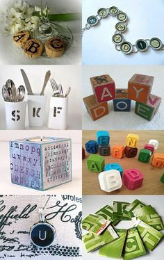 A to Z and Inbetween by Will Forbes on Etsy--Pinned with TreasuryPin.com