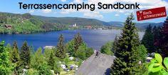 Terrassencamping Sandbank Titisee/Hochschwarzwald - Welkom