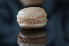 Macarons mit Vanille-Füllung