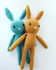 Item Description:  Lovely handmade unique crochet amigurumi bunny perfect soft cuddly toy for your child. Made from 100% Australian cotton yarn. Stuffed with polyfill. Measures approximately 14 inches from top to toe. Each bunny is carefully made by hand.  Please note that this item is MADE TO ORDER so please allow 7 -21 days before shipping. If you require it sooner please message me and I may be able to expedite things.  POSTAGE:  Items are shipped with Australia Post and orders for…