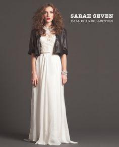 Sarah Seven Fall 2013 Collection