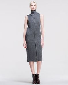 Sleeveless Full-Zip Vest/Dress by Maison Martin Margiela at Neiman Marcus.