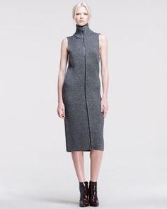 Sleeveless Full-Zip Vest/Dress by Maison Martin Margiela at Neiman Marcus.