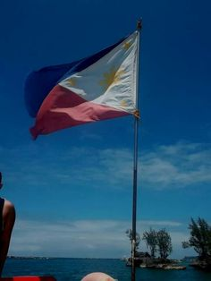 Philippine Flag. Proud to be a Filipino.