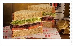 BOOTLEGGERS CLUB | Jimmy John's Gourmet Sandwiches  One of my fav's!