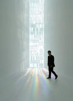 TOKUJIN YOSHIOKA INC. | New Project | Rainbow Church