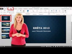PowerPoint 2013 - Fényképalbum (oktatóvideó) - YouTube Text Maker, Image Editor, Internet, Education, Youtube, Crete, Teaching, Onderwijs, Learning