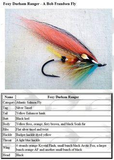 Foxy Durham Ranger
