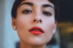 "MAC matte lipstick ""Lady Danger"" отзывы — joolsjoolsjools — Косметиста"