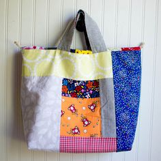Show Off Saturday... the 8 different bag patterns I've sewn & shared this year! — SewCanShe | Free Sewing Patterns for Beginners
