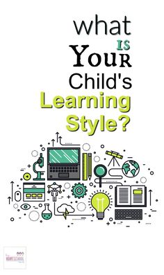 Need to figure out your child's learning style? We are here to help!! What Is Your Child's Learning Style? via @hiphmschoolmoms